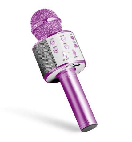 Microfone Karaoke para crianças com bluetooth NOVO