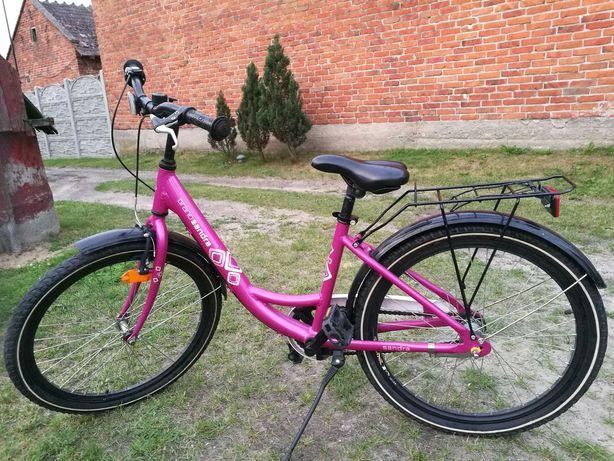 Rower dla dziecka-dziewczynki(Grand Sandra)