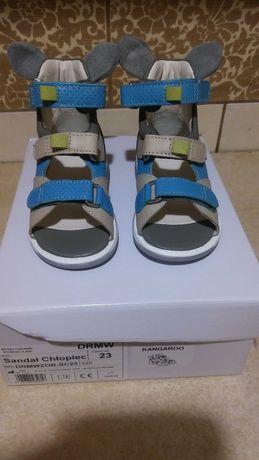 Nowe sandaly chlopiece Memo 23