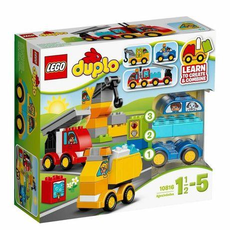 Lego duplo Moje pierwsze pojazdy