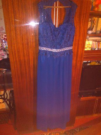 Торжественное платье на пышную леди Quiz 20р.