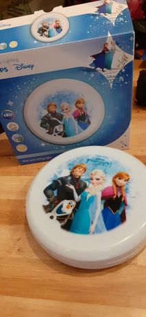NOWY plafon kinkiet LED Philips Frozen