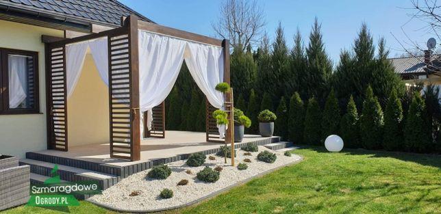 Grys Biała Marianna 8-16mm biały kamień ogrodowy dekoracyjny TRANSPORT