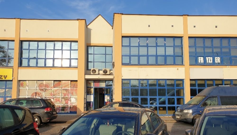 Lokal handlowy/usługowy/gastro - 125 m2 - Legionowo, Jagiellońska 2 Legionowo - image 1