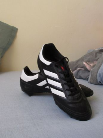 Adidas 42 размер 26.5 см кожзам