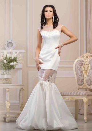 Продам дуже красиву нову весільну сукню,(свадебное платье), Кременчу