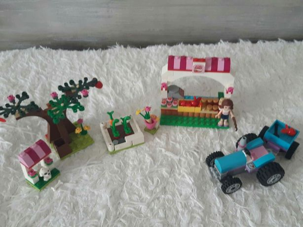Lego Friends Owocowe zbiory 41026