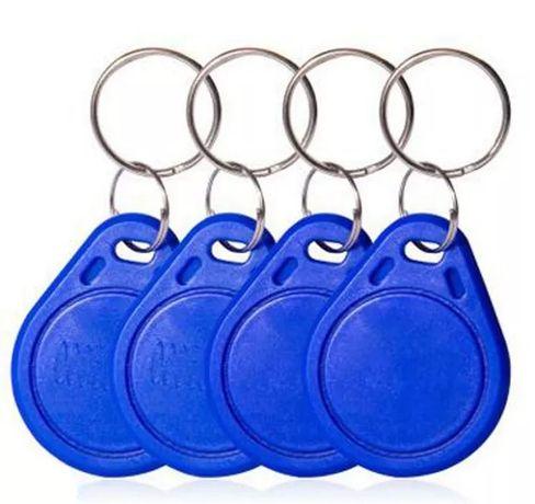 Ключи-брелоки, браслеты для домофонов 13,56 mHz