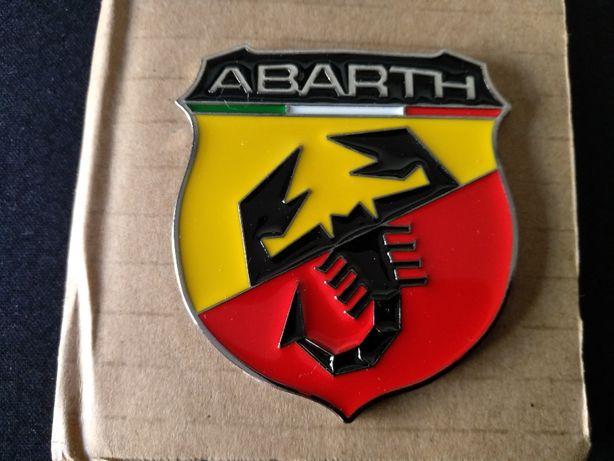 Emblema Abarth Fiat