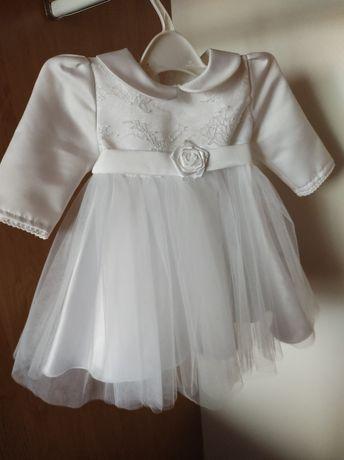 Sukieneczka do chrztu r. 62