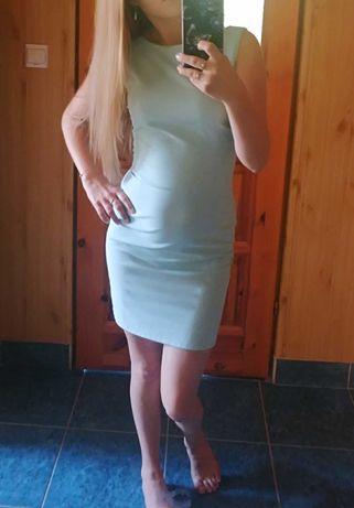 Sukienka letnia blekit