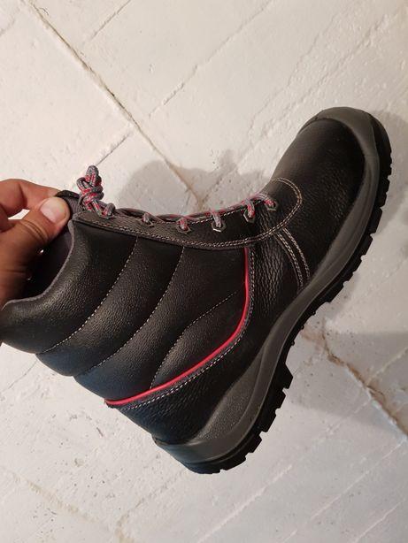 Buty robocze trzewiki z noskami roz 45