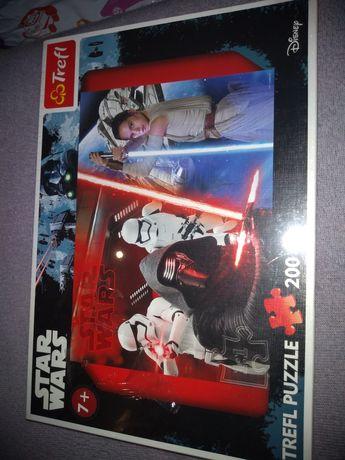 Nowe puzzle trefl Star Wars 200