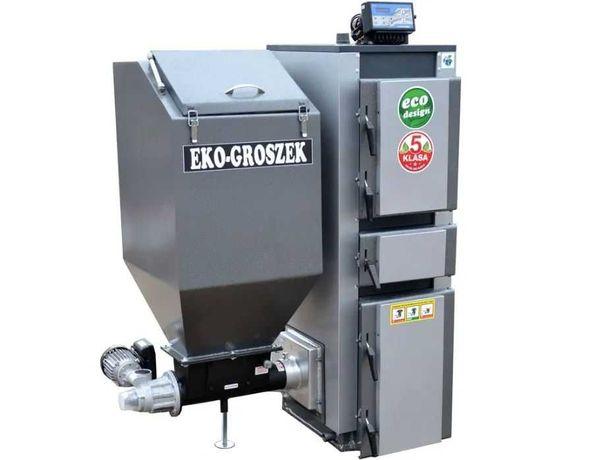 Kocioł piec kotły z podajnikiem 19 KW do 150 / 200m2 5klasa Ecodesign