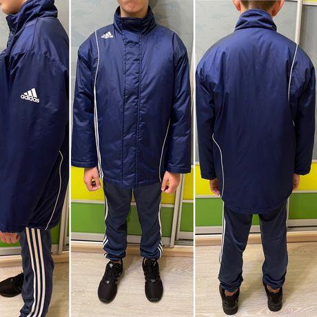 ‼️ куртка adidas 140 nike 9 10 футбольная puma,reebok,gap,vans,next
