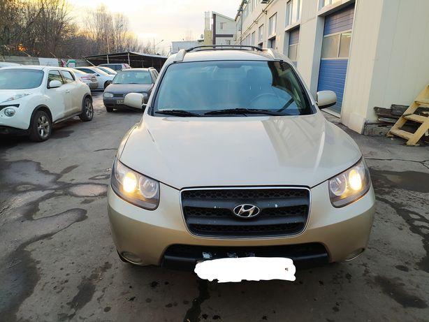 Hyundai Santa Fe || 2006 2.7 v6 бензин АКПП Постоянный учёт .