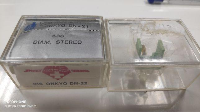 Onkyo DN-22 agulha de substituição