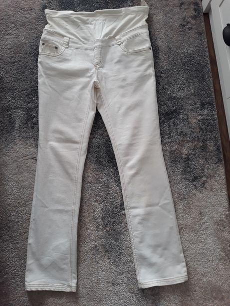 Spodnie ciążowe M L 36 38 KappAhl Motherline na ciążę getry