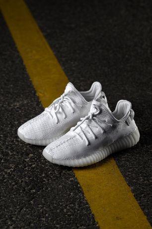 Новые Кроссовки Adidas Yeezy V2, White