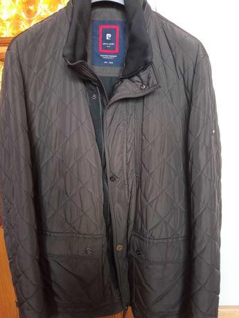 Pikowana kurtka- przejściówka Pierre Cardin