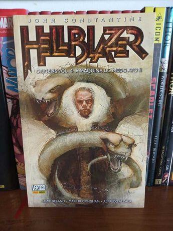 HellBlazer Origens Vol.4