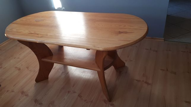 Ława stolik  100%drewno