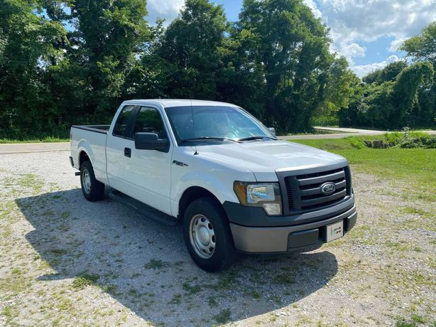Ford F-150 3.5 2012