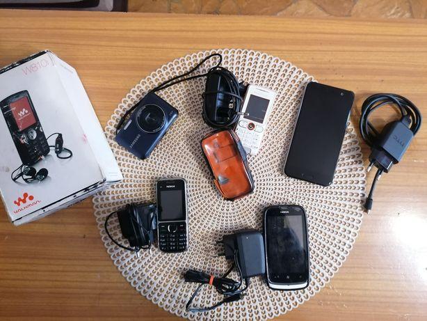 Telefony+aparat cyfrowy