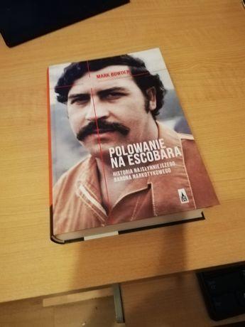 Polowanie na Escobara, książka nowa