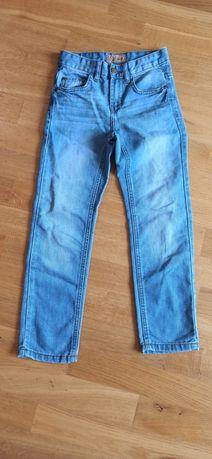 Jeansy chłopięce Cool Club rozmiar 128