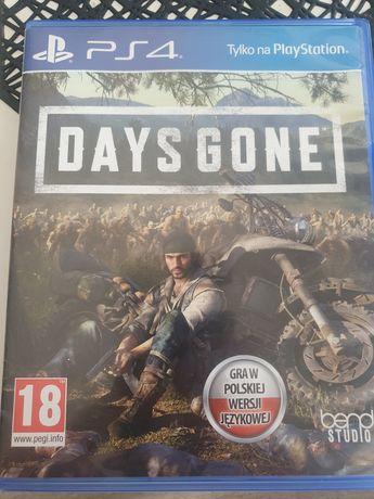 Sprzedam lub zamienię Days Gone PS4