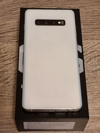 Samsung Galaxy S10 plus na GWARANCJI