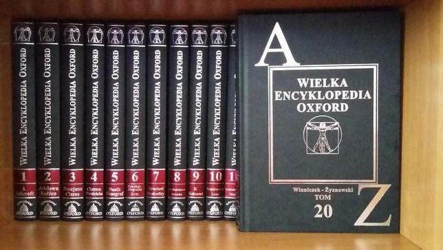 Książki - Wielka Encyklopedia Oxford