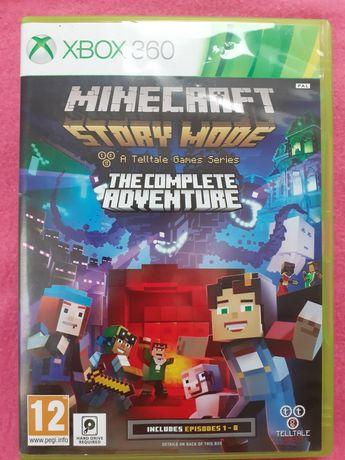 Gra Minecraft Story Mode Xbox 360