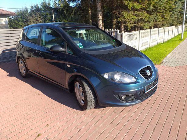 // Seat Altea 2.0 benzyna// Zarejestrowana w Polsce