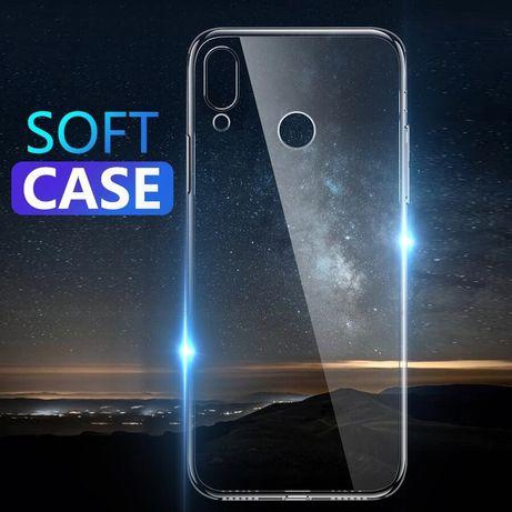 Чехол Huawei P Smart+ Z 2021 P40 Lite E/P30 Pro Mate 20 Lite Y5 8x 10i