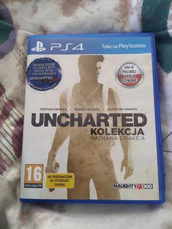 Uncharted Kolekcja Nathana Drake'a PS4 PL