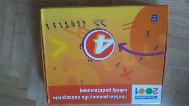 Tablice demonstracyjne MATEMATYKA 4-6 WSiP SUPER!