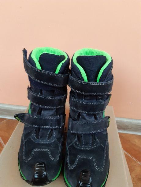 Зимові чоботи Bartek на хлопчика 37 розміру