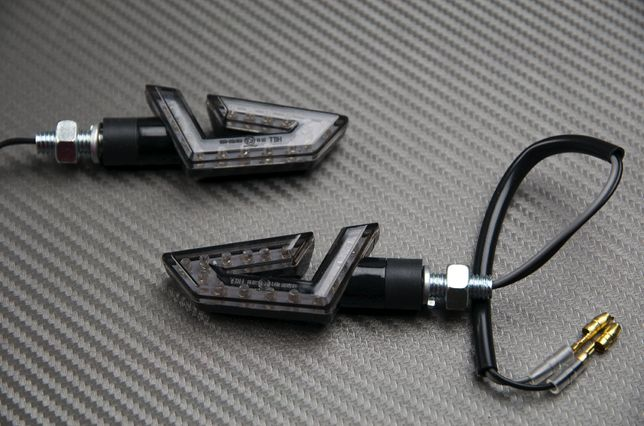 kierunkowskazy LED Avdb Trimph Suzuki Moto Guzzi Universalne