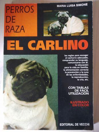 Livro raça Carlino