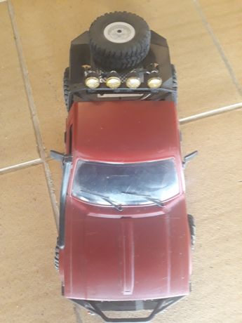 Carro telecomandado