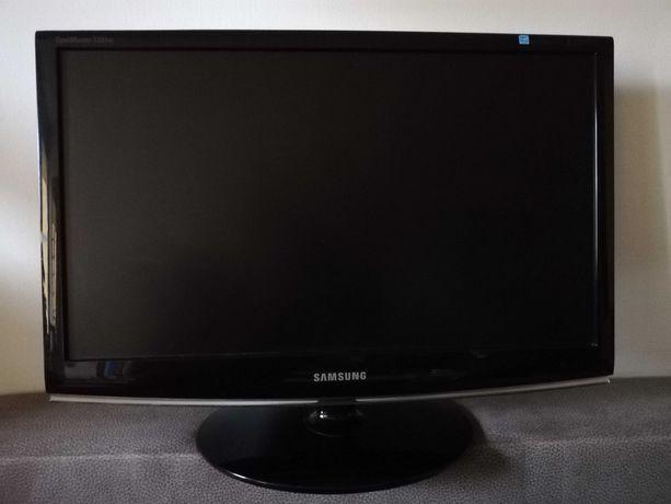"""Monitor / TV  23"""" Samsung SyncMaster 2333HD + Dekoder"""