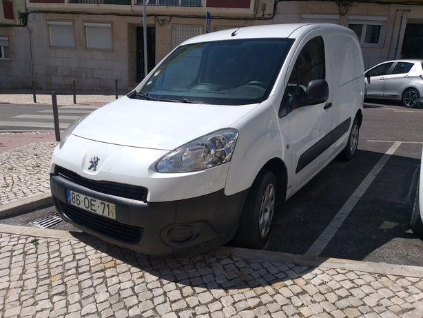 Vendo Peugeot Partner 1.6hdi 3 lugares