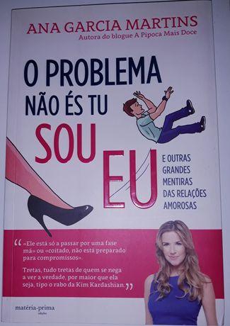 """""""O problema não és tu sou eu"""" de Ana Garcia Martins"""