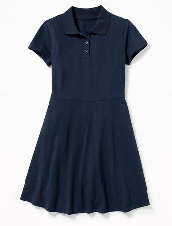 Новое школьное платье олд неви
