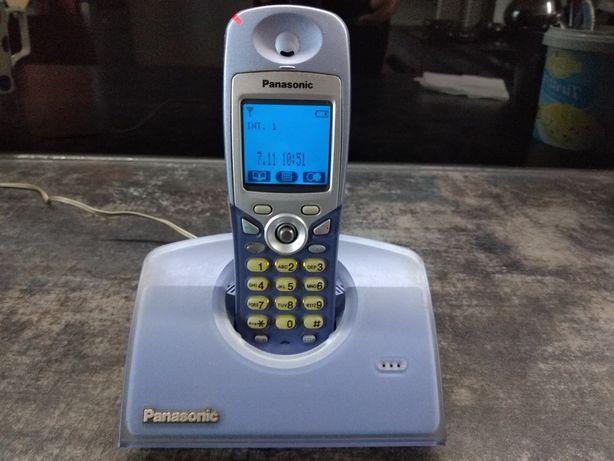 Telefon bezprzewodowy Panasonic KX-TCD500