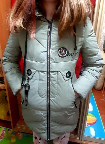 Куртка на підлітка