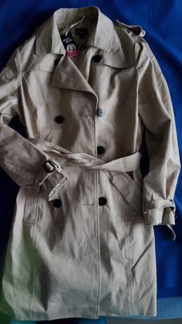 Trench Coat/Gabardina Vermelho/Preto/Bege NUNCA USADAS