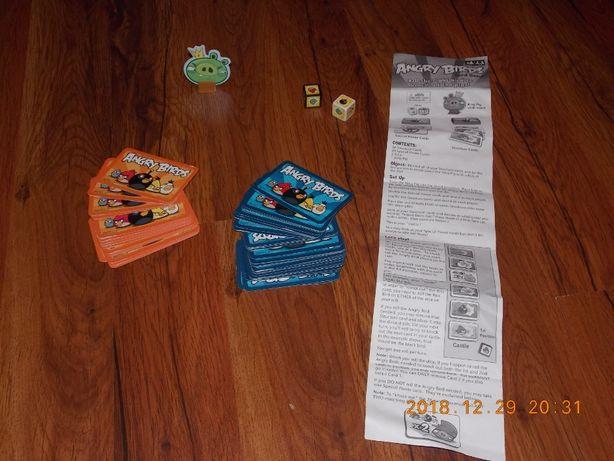 Angry Birds Card Game,gra karciana